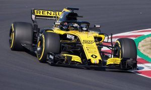 Renault's new R.S.18 may struggle to keep its cool