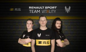 Renault goes virtual racing with new eSports team