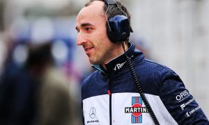 Kubica 'not at Williams to teach Stroll and Sirotkin'