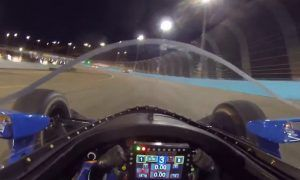 Video: An  onboard view of IndyCar's aeroscreen