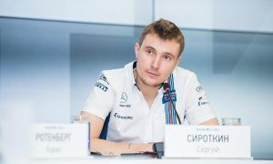 Sirotkin doesn't give a hoot about 'pay driver' claims