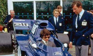 Car launches in François Cevert's day!