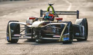 Vergne on pole for Santiago ePrix in Chile