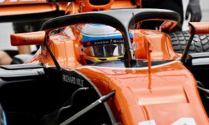McLaren engineers astonished by 'scary' Halo testing