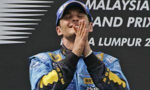 The last Italian race winner in F1
