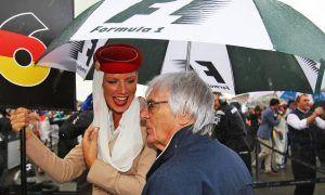Ecclestone blasts F1's 'prudish' decision to axe grid girls