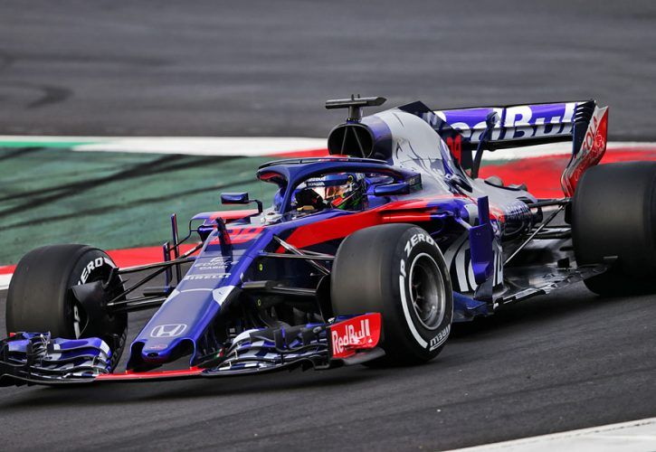 toro rosso sees tactical engine penalties as probable in 2018. Black Bedroom Furniture Sets. Home Design Ideas