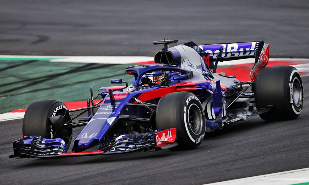 F1: Toro Rosso Looking to Replace Hartley