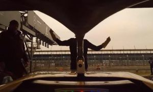 A cockpit with a view: On-board with Valtteri Bottas!