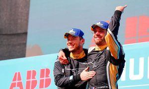Vergne fends off Lotterer to deliver a Techeetah 1-2 in Santiago