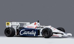 Senna's Monaco Toleman to go under the hammer!