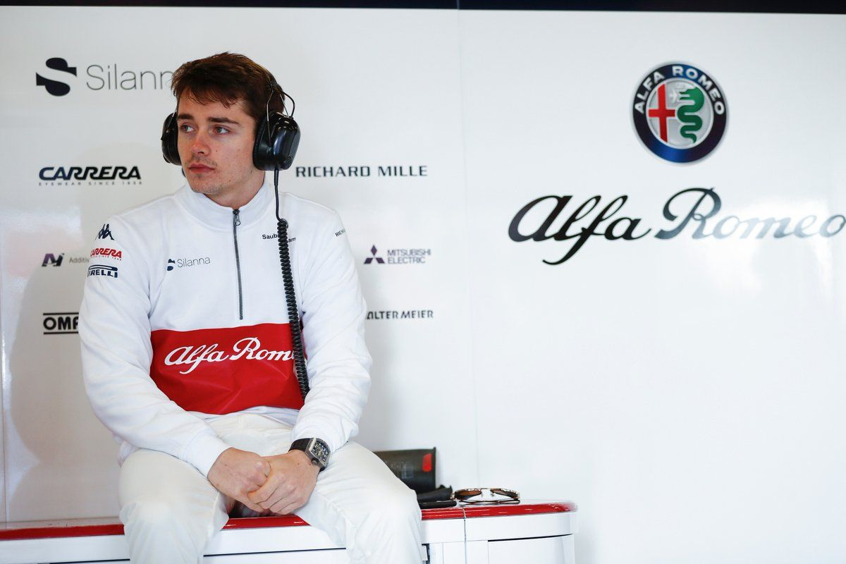 leclerc is keeping his ferrari expectations in check. Black Bedroom Furniture Sets. Home Design Ideas