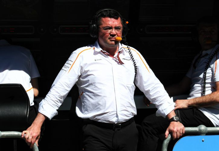 Eric Boullier defends position at McLaren following 'Freddo-gate'