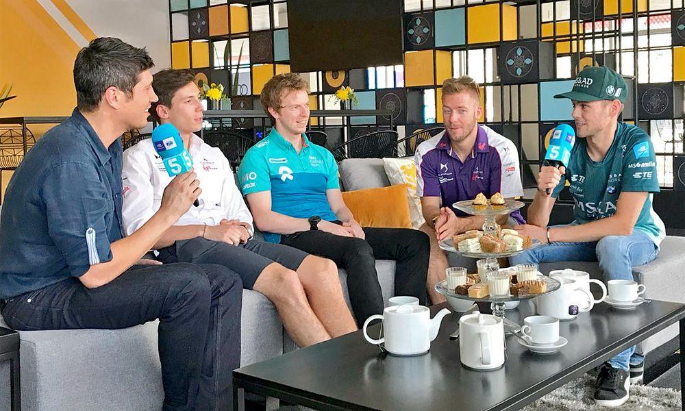 British drivers in the 2017/18 ABB FIA Formula E championship
