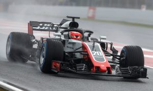 Magnussen sees the Halo as a hazard at certain tracks