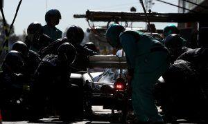 Mercedes F1 team gets behind manufacturer's Formula E effort