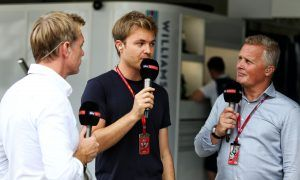 Rosberg wants to see a 'good internal battle' at Mercedes