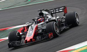 Haas aims to keep focus on VF-18 development