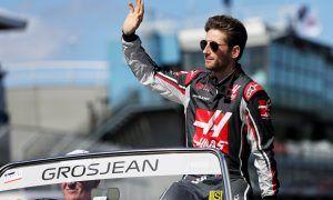 Grosjean sees potential cost-cap helping F1's smaller teams