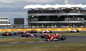 New surface at Silverstone to wreak havoc on F1 lap times