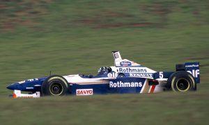 A milestone 15th career win for Damon Hill in Brazil