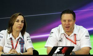 Williams sends a clear warning to McLaren management