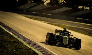 Pre-season testing: Fastest times and most laps completed