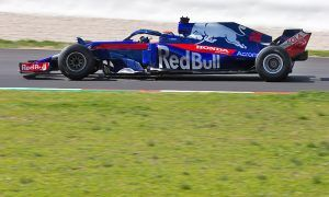 Honda 'anomaly' brought Toro Rosso's test to early end