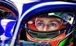 Hartley's home away from home is a 'huge adrenaline rush'
