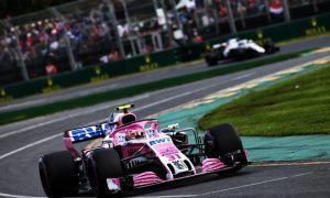 'Unlucky' Force India duo miss out on points in Melbourne