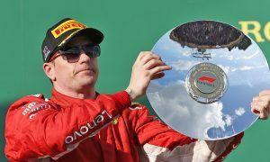 Raikkonen 'not ambushed' by Vettel's Melbourne strategy