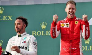 Hamilton 'disbelief' after losing out to Vettel in Melbourne