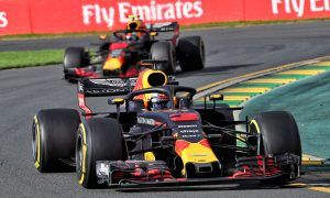 Home podium stays just out of reach for Ricciardo