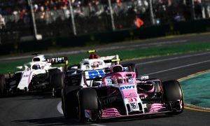 Williams vetoes prize money advance to Force India