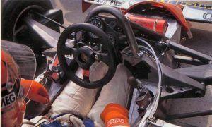 Like a go-kart compared to modern F1