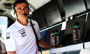 Force India's Andy Stevenson needs your support for a good cause