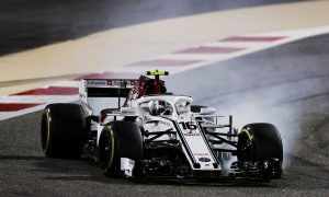 Over-enthusiastic Leclerc admits he needs to 'calm down'