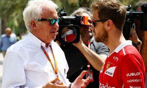 Whiting absolves Vettel of Baku restart 'antics'