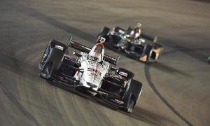 Marco Andretti's tribute livery to Mario's last IndyCar win