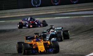 Alonso: 'A difficult weekend saved by the bell'