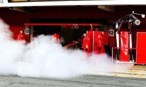 Ferrari won't quit smoking, but Whiting won't intervene