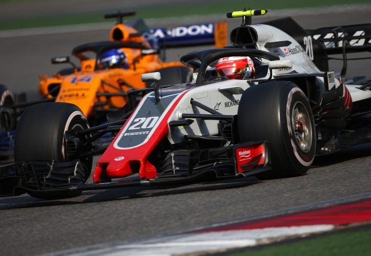Kevin Magnussen (DEN) Haas F1 Team 15.04.2018.