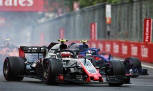 Gasly livid with 'most dangerous' Magnussen antics