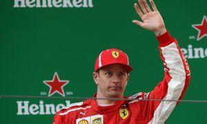Italian media takes issue with Ferrari's treatment of Raikkonen