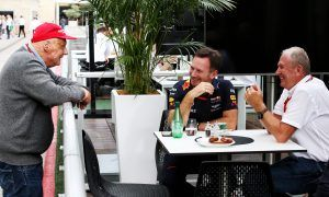 Lauda would make Red Bull drivers pay for crash damage!