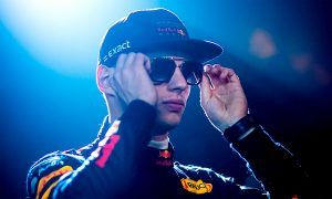Red Bull show how to look good for a night race