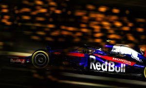 Red Bull and Honda formally initiate talks over 2019 engine deal