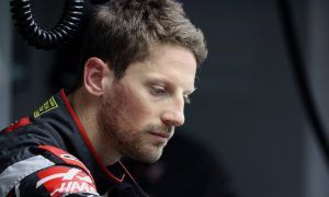 Grosjean: 'A tough series recently, with tough luck'