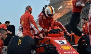 Vettel: 'A better feel for the car, but it's important to improve'