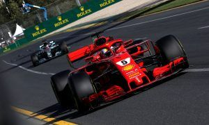 Vettel: 'SF71-H a better car, but we need to make it work'